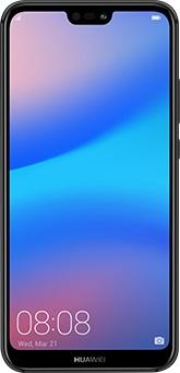 HuaweiJ:COM HUAWEI P20 lite ANE-LX2J(HWU34) ミッドナイトブラック(SIMフリー)