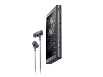 SONYWALKMAN(ウォークマン) NW-A55HN 16GB グレイッシュブラック
