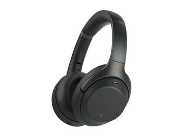 SONYワイヤレスノイズキャンセリングステレオヘッドセット WH-1000XM3 (B) ブラック