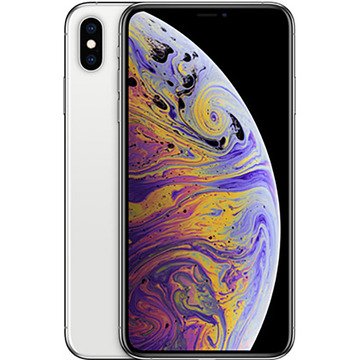 AppleiPhone XS Max 256GB シルバー (国内版SIMロックフリー) MT6V2J/A