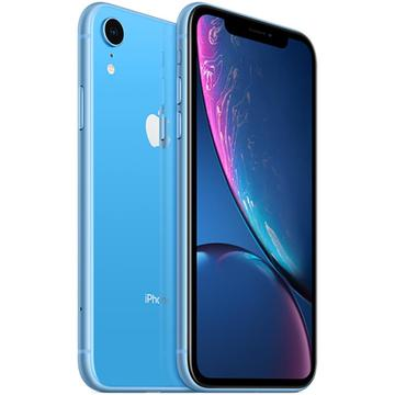 AppleSoftBank 【SIMロック解除済み】 iPhone XR 128GB ブルー MT0U2J/A