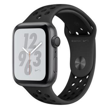 AppleApple Watch Series4 Nike+ 44mm GPS スペースグレイアルミ/アンスラサイト/ブラックNikeスポーツバンド