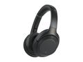 SONY ワイヤレスノイズキャンセリングステレオヘッドセット WH-1000XM3 (B) ブラック