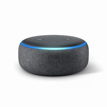 AmazonEcho Dot(第3世代/2018年発売モデル) チャコール
