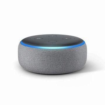 AmazonEcho Dot(第3世代/2018年発売モデル) ヘザーグレー