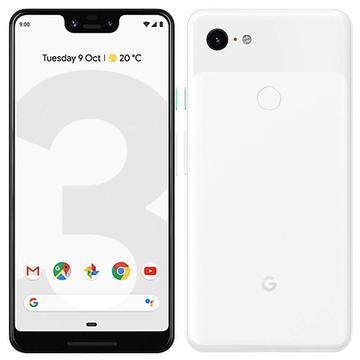 Googledocomo 【SIMロック解除済み】 Pixel 3 XL G013D 128GB Clearly White