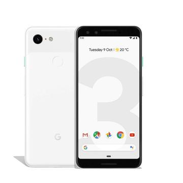 Google SoftBank 【SIMロック解除済み】 Pixel 3 G013B 64GB Clearly White
