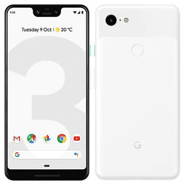 Google SoftBank 【SIMロック解除済み】 Pixel 3 XL G013D 64GB Clearly White