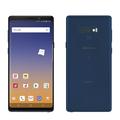 SAMSUNGdocomo Galaxy Note 9 SC-01L 6GB/128GB オーシャンブルー