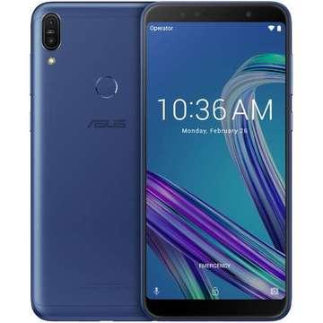 ASUS【国内版SIMフリー】 ZenFone Max Pro(M1) 3GB 32GB スペースブルー ZB602KL-BL32S3