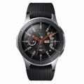 SAMSUNGGalaxy Watch 46mm シルバー SM-R800NZSAXJP