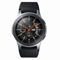 SAMSUNG Galaxy Watch 46mm シルバー SM-R80010118JP