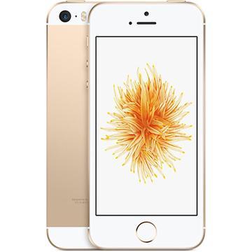 AppleBIGLOBE 【SIMロック解除済み】 iPhone SE 128GB ゴールド MP882J/A