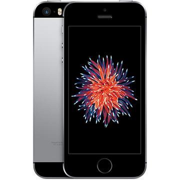 AppleLINEモバイル 【SIMロック解除済み】 iPhone SE 32GB スペースグレイ MP822J/A