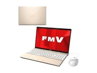 FujitsuLIFEBOOK AH AH45/D1 FMVA45D1G シャンパンゴールド