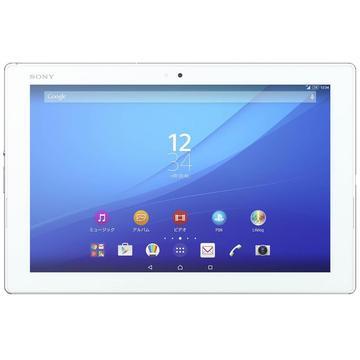 SONYdocomo 【SIMロック解除済み】 Xperia Z4 Tablet SO-05G White