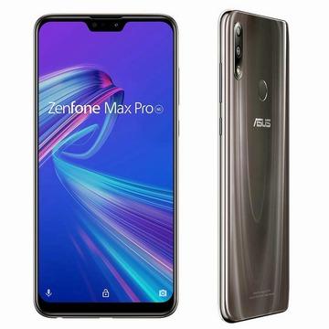 ASUS【国内版SIMフリー】 ZenFone Max Pro (M2) コズミックチタニウム 4GB 64GB ZB631KL-TI64S4