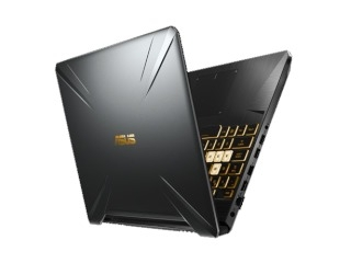ASUSASUS TUF Gaming FX505GD FX505GD-I7G1050 ガンメタル