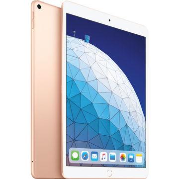 AppleSoftBank 【SIMロック解除済み】 iPad Air(第3世代/2019) Cellular 64GB ゴールド MV0F2J/A