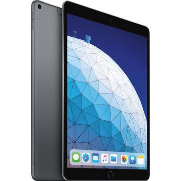 AppleSoftBank 【SIMロック解除済み】 iPad Air(第3世代/2019) Cellular 256GB スペースグレイ MV0N2J/A