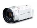 Panasonic HC-VX2M-W ピュアホワイト
