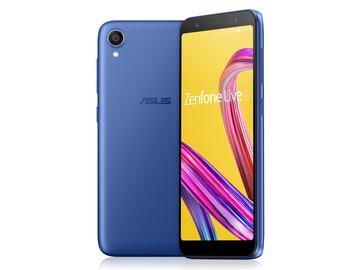 ASUSmineo 【国内版SIMフリー】 ZenFone Live(L1) 2GB 32GB スペースブルー ZA550KL-BL32