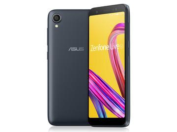 ASUSmineo 【国内版SIMフリー】 ZenFone Live(L1) 2GB 32GB ミッドナイトブラック ZA550KL-BK32