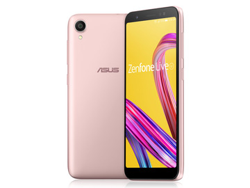 ASUSmineo 【国内版SIMフリー】 ZenFone Live(L1) 2GB 32GB ローズピンク ZA550KL-PK32