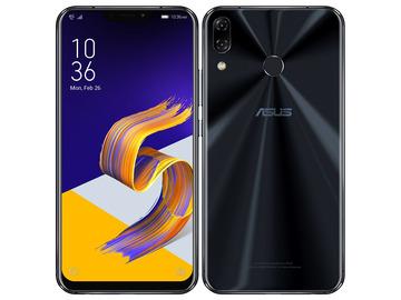 ASUSmineo 【国内版SIMフリー】 ZenFone 5 (2018) 6GB 64GB シャイニーブラック ZE620KL-BK64S6
