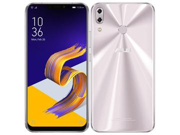 ASUSmineo 【国内版SIMフリー】 ZenFone 5 (2018) 6GB 64GB スペースシルバー ZE620KL-SL64S6