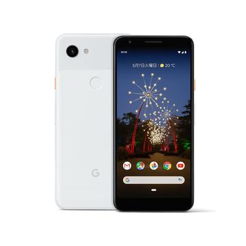 Google docomo 【SIMロック解除済み】 Pixel 3a G020H 64GB Clearly White