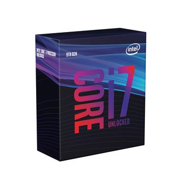 IntelCore i7-9700K(3.6GHz/TB:4.9GHz/SRG15/R0)BOX LGA1151/8C/8T/L3 12M/UHD630/TDP95W