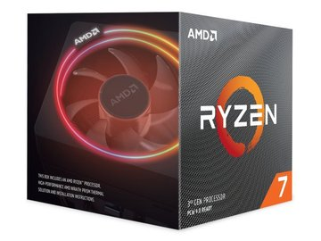 AMD Ryzen 7 3800X(3.9GHz/TC:4.5GHz) BOX AM4/8C/16T/L3 32MB/TDP105W