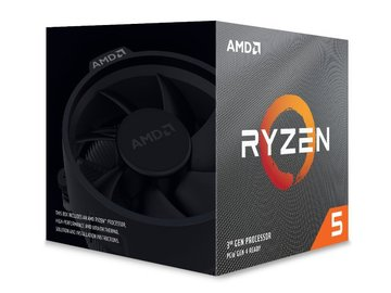 AMD Ryzen 5 3600(3.6GHz/TC:4.2GHz) BOX AM4/6C/12T/L3 32MB/TDP65W
