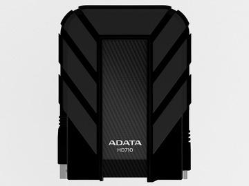 A-DATAHD710 Pro(AHD710P-5TU31-CBK) 5TB/ポータブル/USB3.1/IP68対応防塵防水/2018年