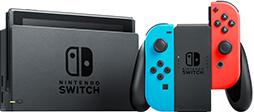 NintendoSwitch 本体 Joy-Con(L) ネオンブルー/(R) ネオンレッド HAC-S-KABAA 【3000円クーポン付き】