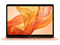 Apple MacBook Air 13インチ 128GB Touch ID搭載モデル ゴールド MVFM2J/A (Mid 2019)