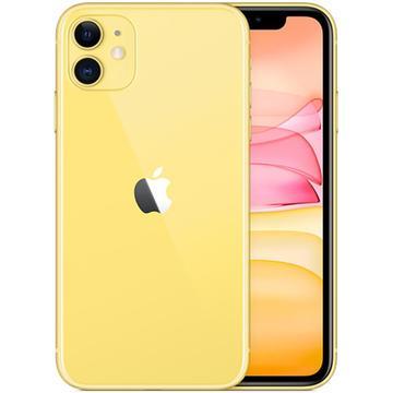 AppleiPhone 11 128GB イエロー (国内版SIMロックフリー) MWM42J/A