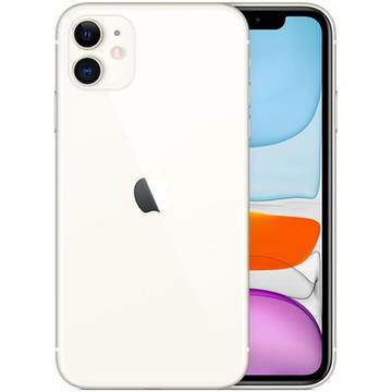 AppleiPhone 11 128GB ホワイト (国内版SIMロックフリー) MWM22J/A