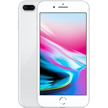 AppleiPhone 8 Plus 128GB シルバー (国内版SIMロックフリー) MX2C2J/A