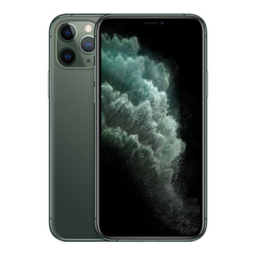 AppleSoftBank 【SIMロック解除済み】 iPhone 11 Pro 64GB ミッドナイトグリーン MWC62J/A