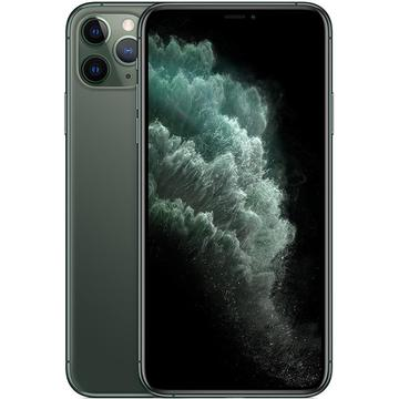 Apple SoftBank iPhone 11 Pro Max 256GB ミッドナイトグリーン MWHM2J/A