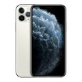 AppleSoftBank 【SIMロックあり】 iPhone 11 Pro 256GB シルバー MWC82J/A
