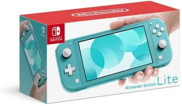 NintendoSwitch Lite 本体 [ターコイズ] HDH-S-BAZAA