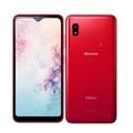 SAMSUNG docomo 【SIMロック解除済み】 Galaxy A20 SC-02M Red