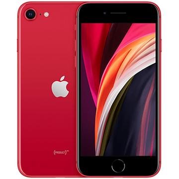 Apple au 【SIMロック解除済み】 iPhone SE(第2世代) 128GB (PRODUCT)RED MXD22J/A