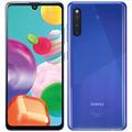 SAMSUNGUQmobile 【SIMフリー】 Galaxy A41 ブルー 4GB 64GB SCV48