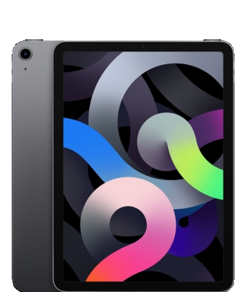 AppleSoftBank 【SIMロックあり】 iPad Air(第4世代/2020) Cellular 256GB スペースグレイ MYH22J/A