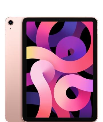AppleSoftBank 【SIMロックあり】 iPad Air(第4世代/2020) Cellular 256GB ローズゴールド MYH52J/A