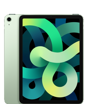 AppleSoftBank 【SIMロックあり】 iPad Air(第4世代/2020) Cellular 64GB グリーン MYH12J/A